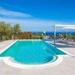 villa zwembad Ligurische kust