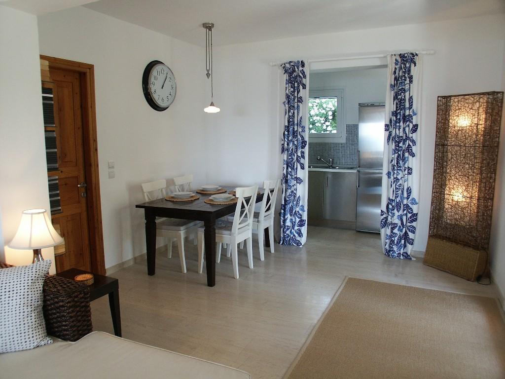 Luxe vakantiewoning op Corfu voor 4 personen