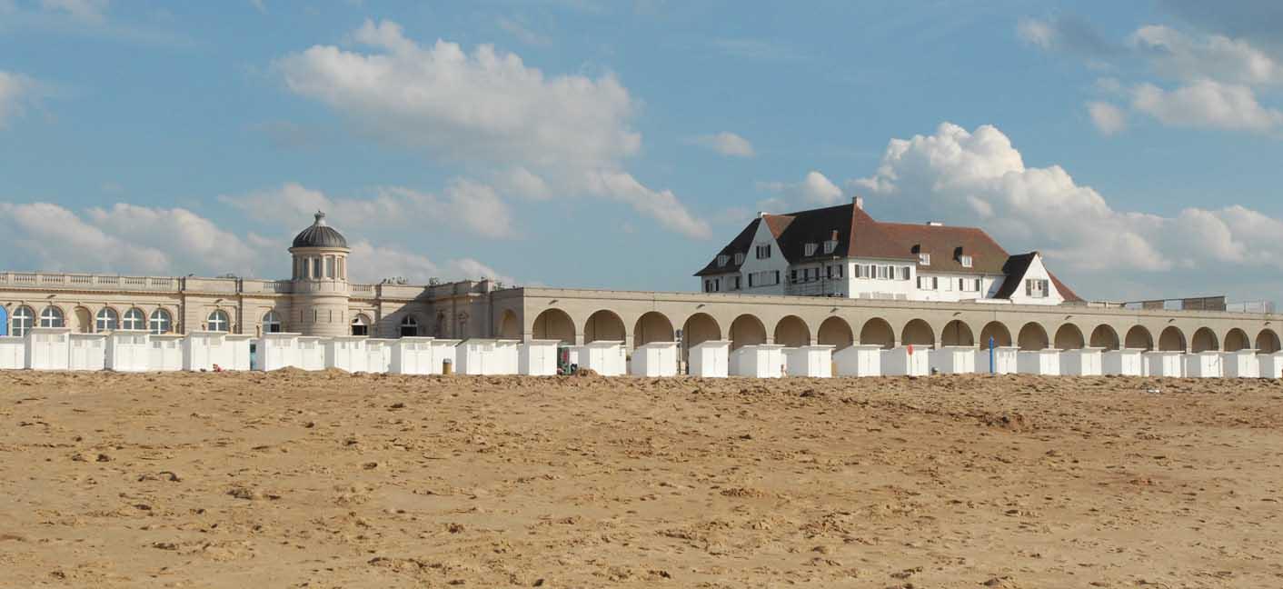 Luxe villa voor 8 personen Belgische kust