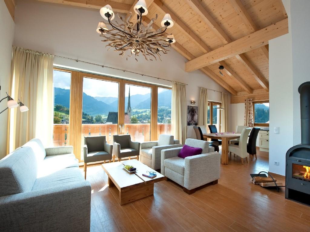 Oostenrijk   luxe appartement skicircus saalbach hinterglemm